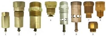Скоростной клапан PN25
