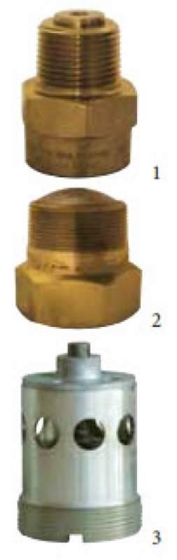 Обратный клапан PN25