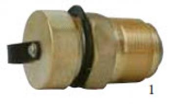 Заправочный клапан PN25