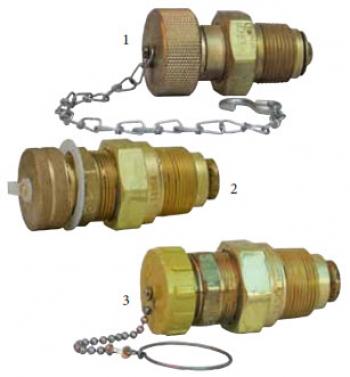 Уравнительный клапан PN 25