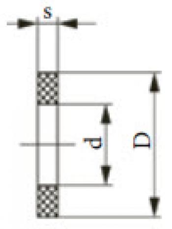 Прокладка PN40 для наполняющей арматуры
