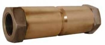 Разрывное разовое соединение PN25 для предохранения трубопровода при падении заправочных колонок