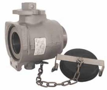 Шаровой клапан-муфта PN40