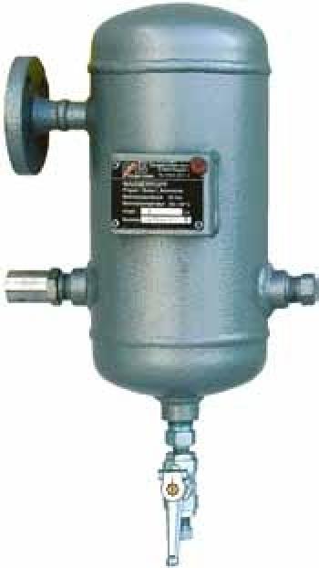 Водосборник PN25 для слива воды из стационарных емкостей