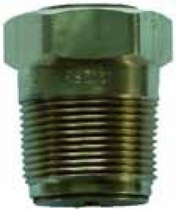 Запорный клапан (check device) для предохранительного клапана