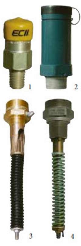 Предохранительный клапан для трубопроводов, автомобильных цистерн, двойных и мультиклапанов