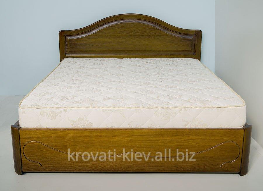 """Купить Двуспальная деревянная кровать """"Виктория"""" в Виннице"""