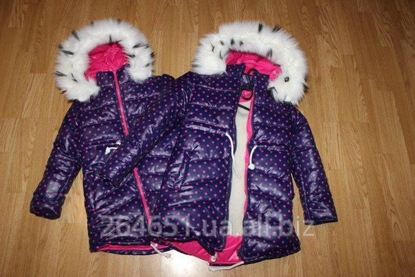 Buy Jacket winter park on a sheepskin