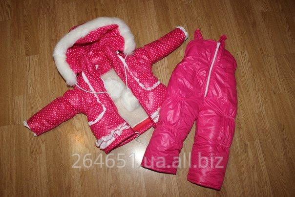 Купить Комбинезончик 2-ка,курточка на отсегной овчине