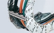 Кабелеукладочная цепь стальная Серия S/SX Kabelschlepp