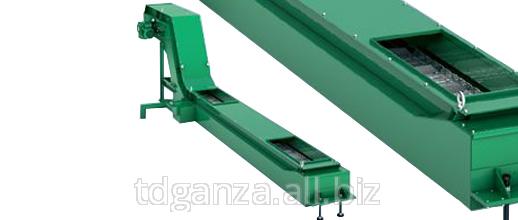 Шарнирно-пластинчатый конвейер SRF 150.00