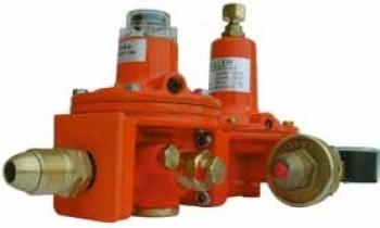 Регулятор среднего давления PN 25 (I ступень)