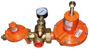 Регулятор среднего давления PN25 (I ступень)