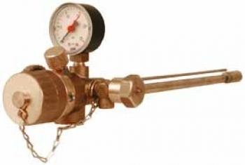 Мультиклапан PN25 для резервуаров СУГ, с типовым допуском