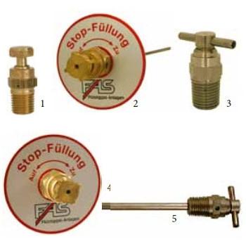 Контрольный клапан PN40