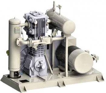 Поршневой компрессорный агрегат, тип FAS - Corken, PN 25