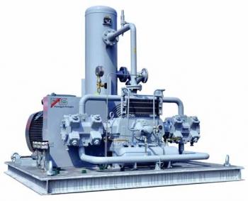 Купить Горизонтальный компрессорный агрегат FAS-Corken 601 АА