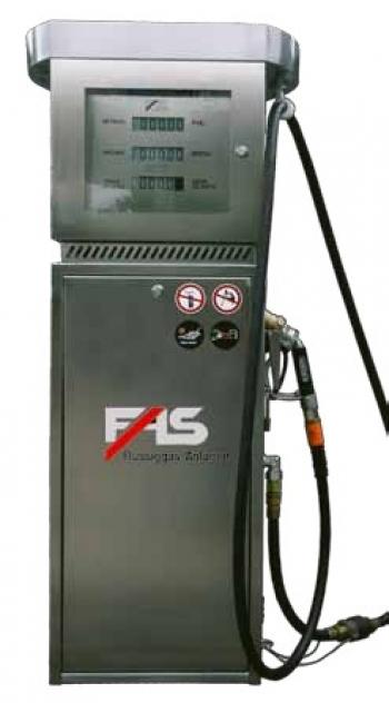 Газозаправочная колонка FAS-120 (номер по каталогу - 35486)