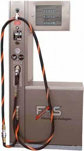 Газозаправочная колонка FAS-220 (номер по каталогу – 35470)