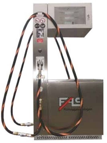 Газозаправочная колонка FAS-230 (номер по каталогу - 35471)