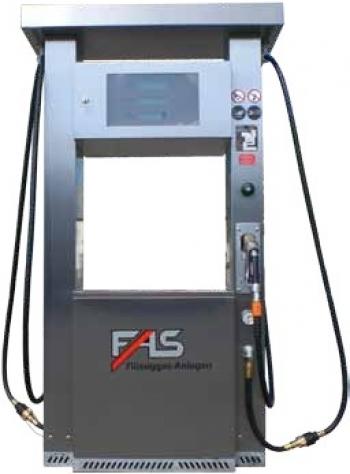Газозаправочная колонка FAS-220 HM (номер по каталогу - 35473)