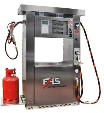 Универсальная колонка для заправки автомобилей и газовых баллонов FAS-220 HM (номер по каталогу - 35 4752)