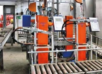Универсальная установка для заправки бытовых баллонов пропан-бутаном