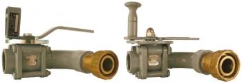 Шаровой клапан PN25 для газовозов