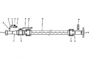 Типовые комплектные шланговые системы для использования в странах СНГ и Балтийского региона
