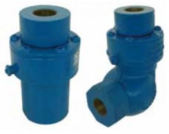 Шарнирное соединение PN 25 для шланговых и трубных соединений