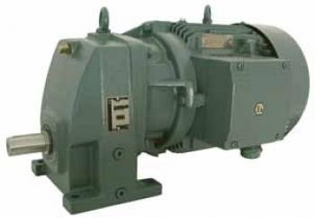 Мотор переменного тока с короткозамкнутым ротором