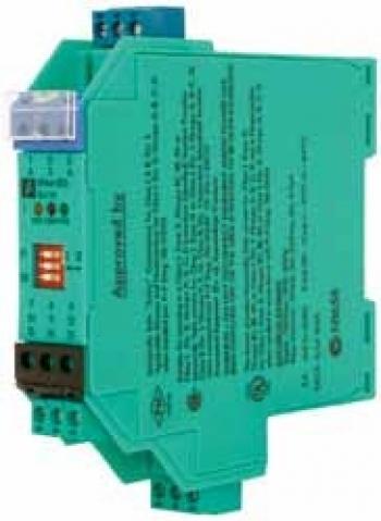 Реле-разъединитель для передачи сигналов из взрывоопасных областей