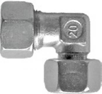 Угловое соединение PN40 типа эрмето