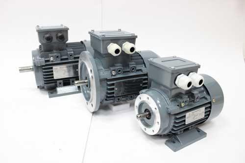 Мотор трёхфазный MS 90S-4 1,1 kW 1400 90 B5/B14 NGB