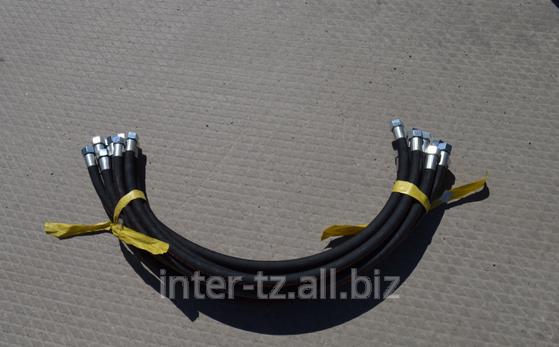 Рукав рвд с металлической оплеткой (гост 6286-73) – интер трейд.