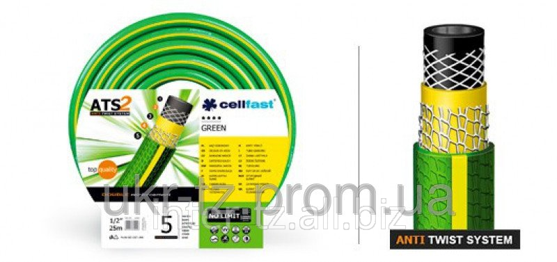 Шланг Cellfast Green
