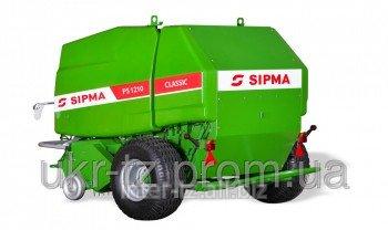 Рулонный пресс-подборщик SIPMA