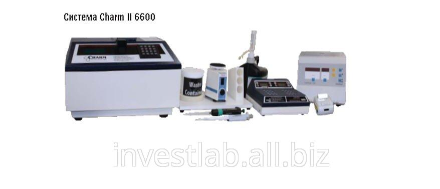 Система для анализа антибиотиков CHARM II 6600, Charm II 7600
