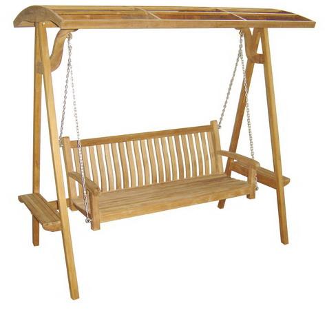 Скамейка для садовой качели