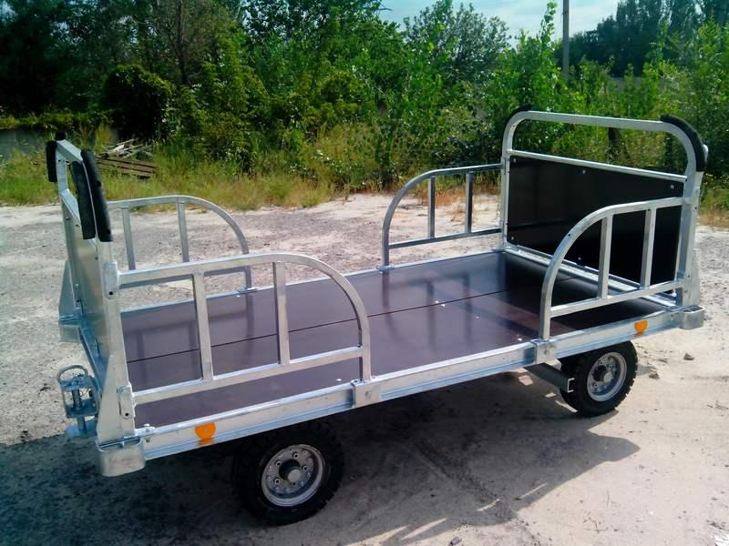Багажная тележка ТГ-1500