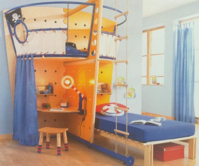 Exceptionnel Furniture In A Nursery, Childrenu0027s Furniture Of Haba