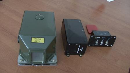 Лазерная система формирования прицельной марки «АДРОС» ФПМ – 01КВ