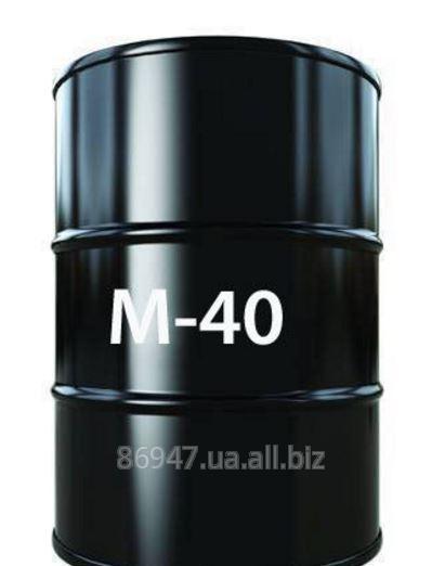 Купить Мазут М 40 автонормами