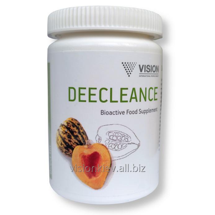 БАД Vision Диклинс (Deecleance) - очищение организма от паразитов, глистов, гельминтов
