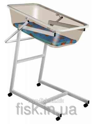 Кроватка новорожденного КФД-2 (Алиса)