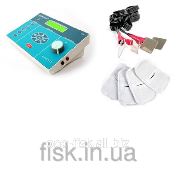 Аппарат низкочастотной электротерапии Kler Радиус-01 (режимы: СМТ, ДДТ, ГТ)