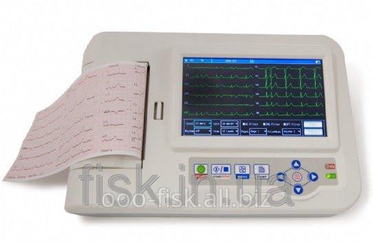 Эктрокардиограф 6 канальный Heaco 600G
