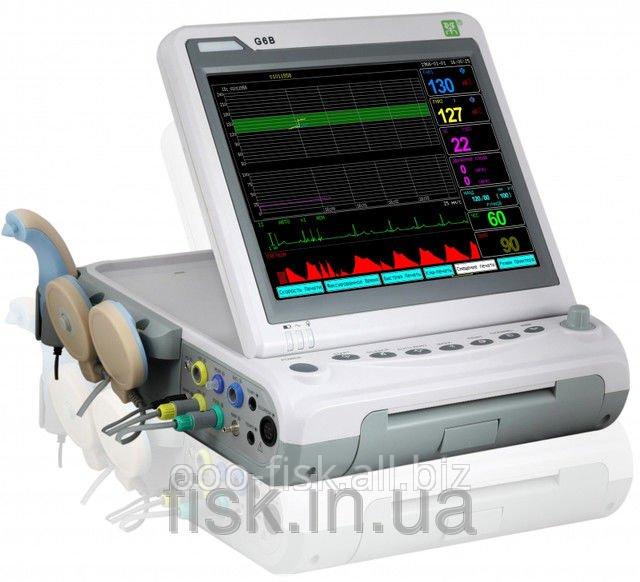 Фетальный монитор G6B+ с контролем многоплодной беременности Heaco