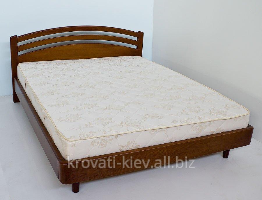 """Купить Двуспальная деревянная кровать """"Натали"""" в Тернополе"""