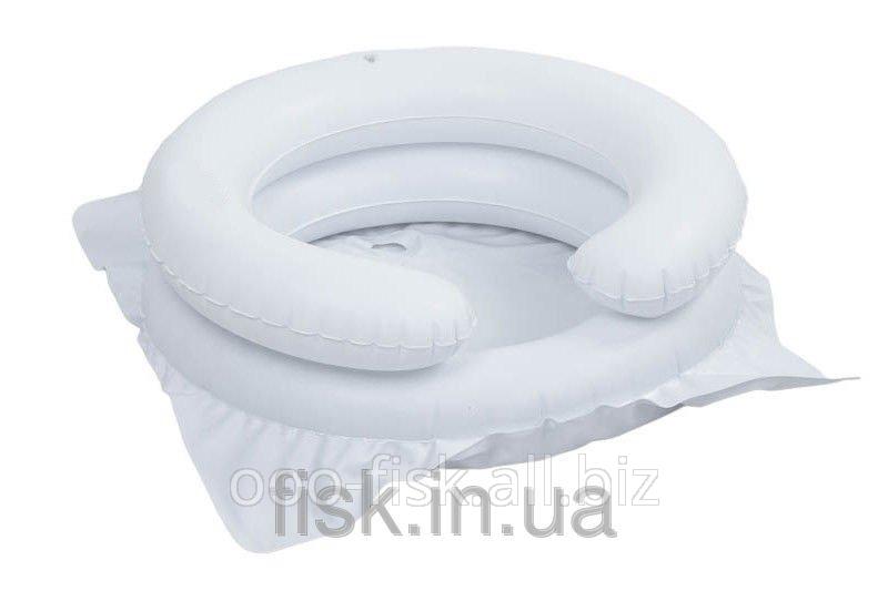 Надувная ванночка для мытья головы, белая ОSD